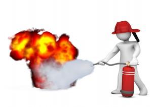 Ausbildung Brandschutzhelfer durch K&S-Training