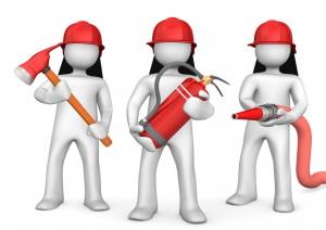 Brandschutz Firmenseminare