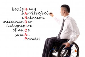 Behindertengerechte Ausbildung